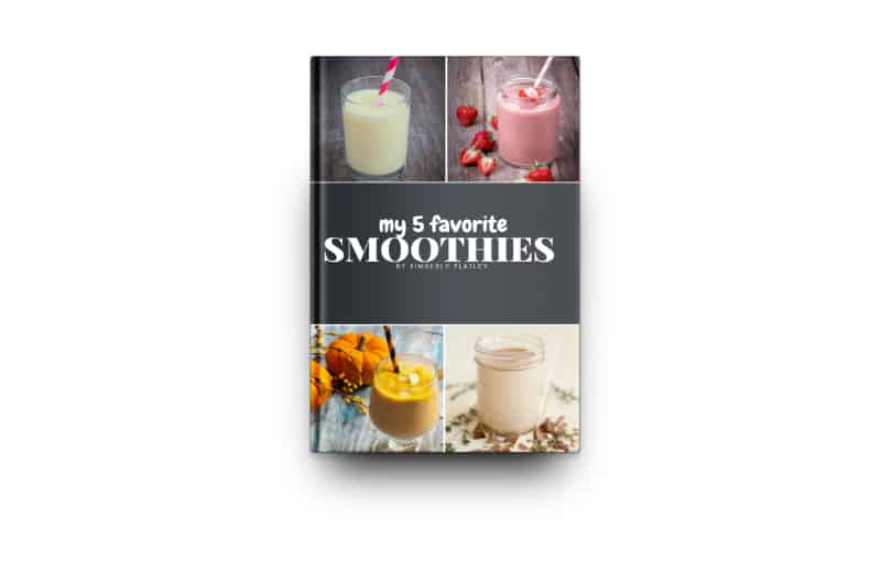 5 Quick & Easy Smoothie Recipes