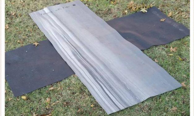 Yoga Mat Tip
