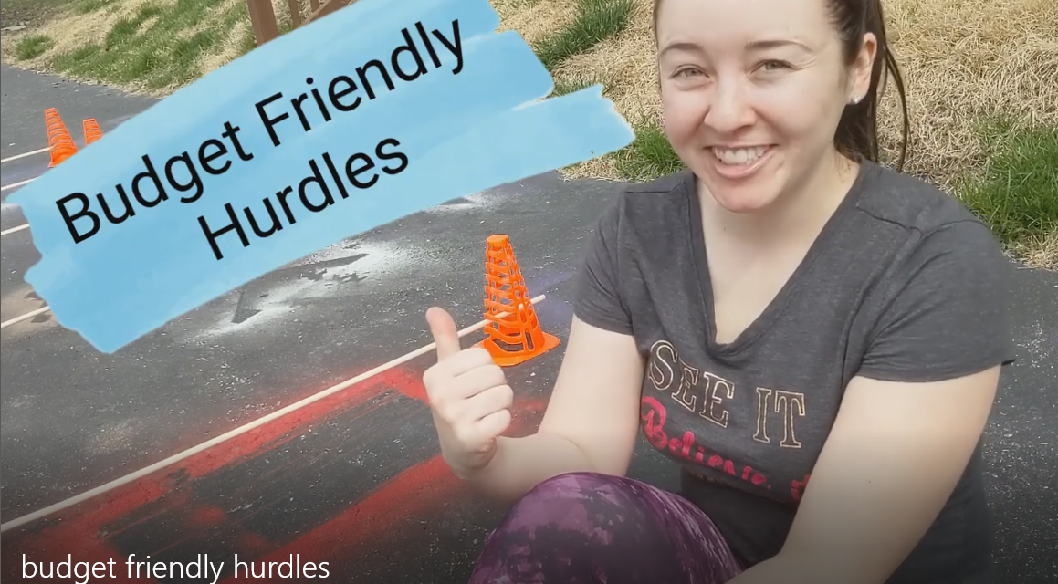 DIY Budget Friendly hurdles